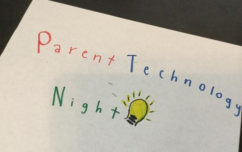 Technology Parent Night