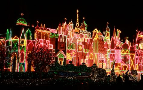 Disneyland Resort Winter Holiday!