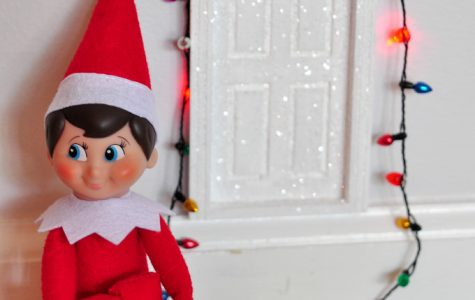 Day Two: The Elf On The Shelf