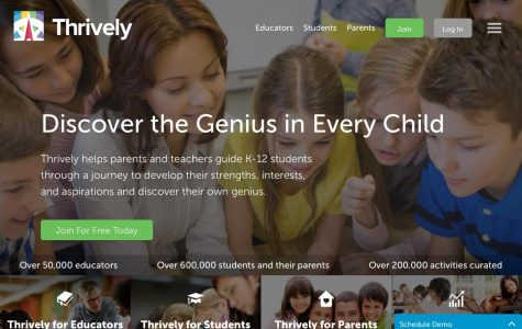Parks Partners With Thrively