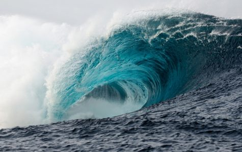 10 Foot Tsunami Sweeps Away Houses In India