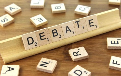 Speech and Debate Competition: Public Forum (Debate)