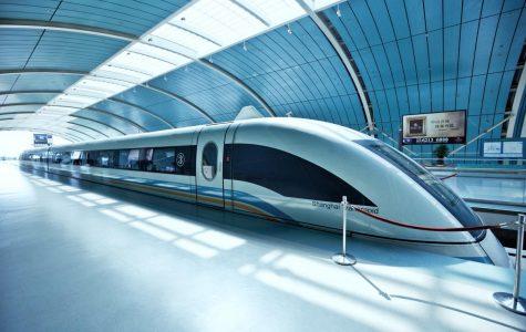 Magnetic Levitation Trains