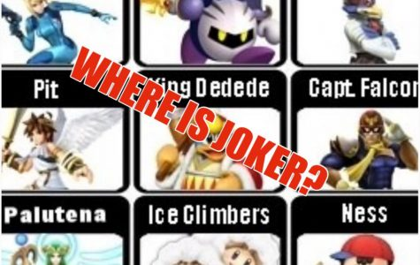 Joker's Appearance to the Super Smash Ultimate Universe may be Delayed