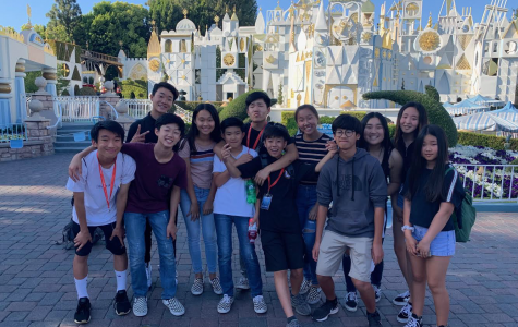 DisneyLand for Band and Orchestra 2019