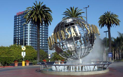 Universal Studios Field Trip