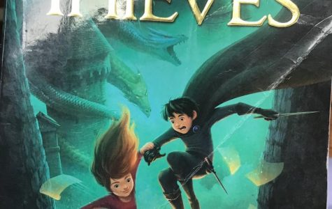 Story Thieves: A book review