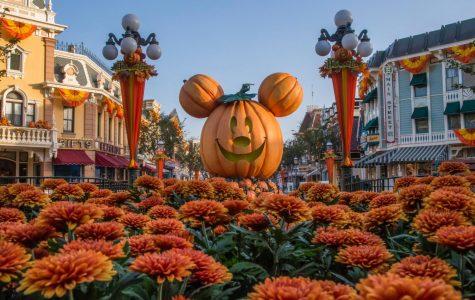 Happy Hauntings From Disneyland