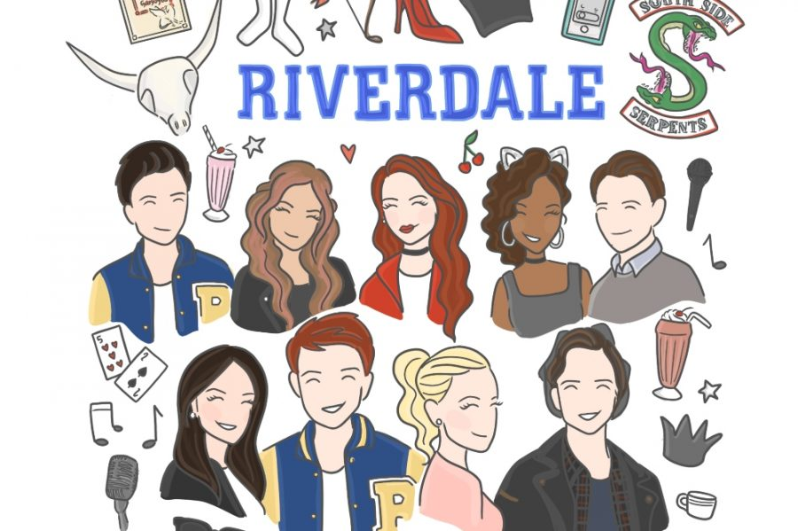Welcome to Riverdale: The Town with Pep