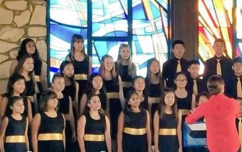 Choir 2 Festival Performance