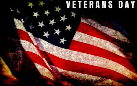 Veteran's Day – No School