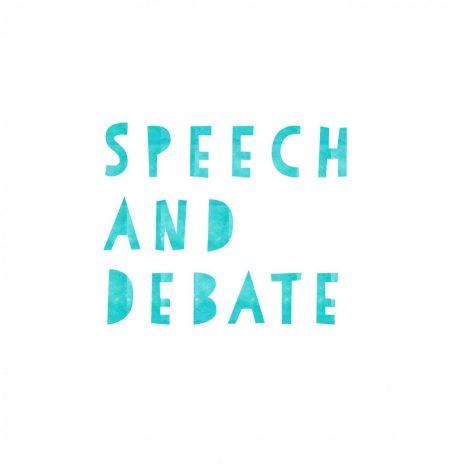 Go Parks Speech and Debate!