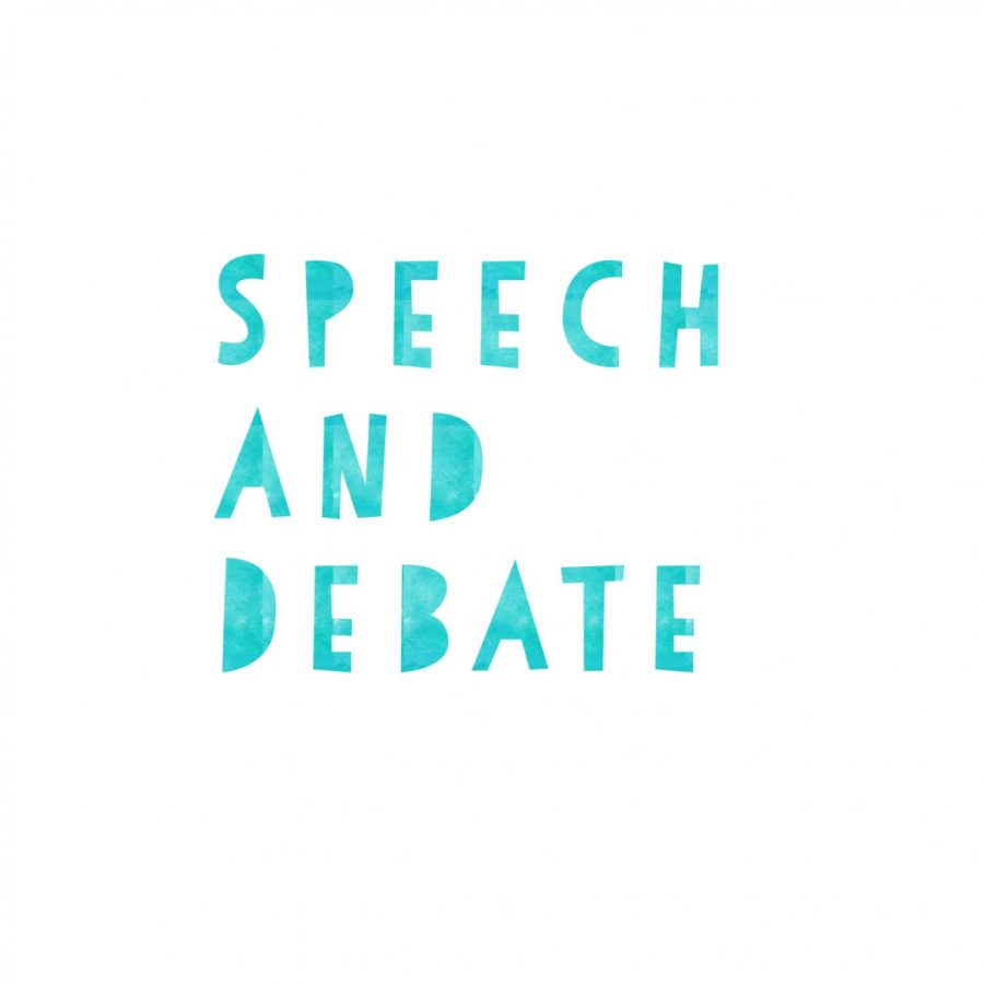 Go Parks Speech and Debate!