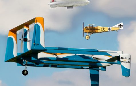 Amazon Will Start Delivering with Drones?!