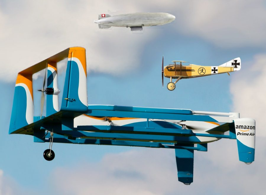 Amazon+Will+Start+Delivering+with+Drones%3F%21