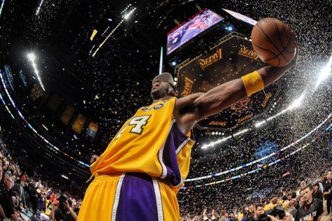Los Angeles Lakers Champion, Kobe Bryant