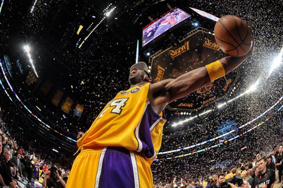 Los+Angeles+Lakers+Champion%2C+Kobe+Bryant