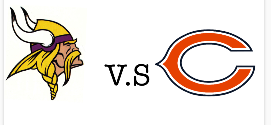 Bears vs Vikings Week 10