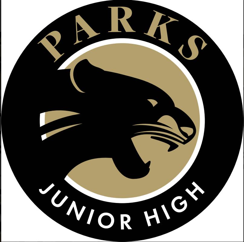 Parks Panther Press Logo