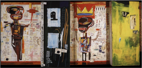 Basquiat's Grillo at the Fondation Louis Vuitton