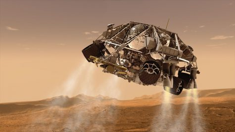 NASA's Newest Mars Rover, Perseverance, is About to Land