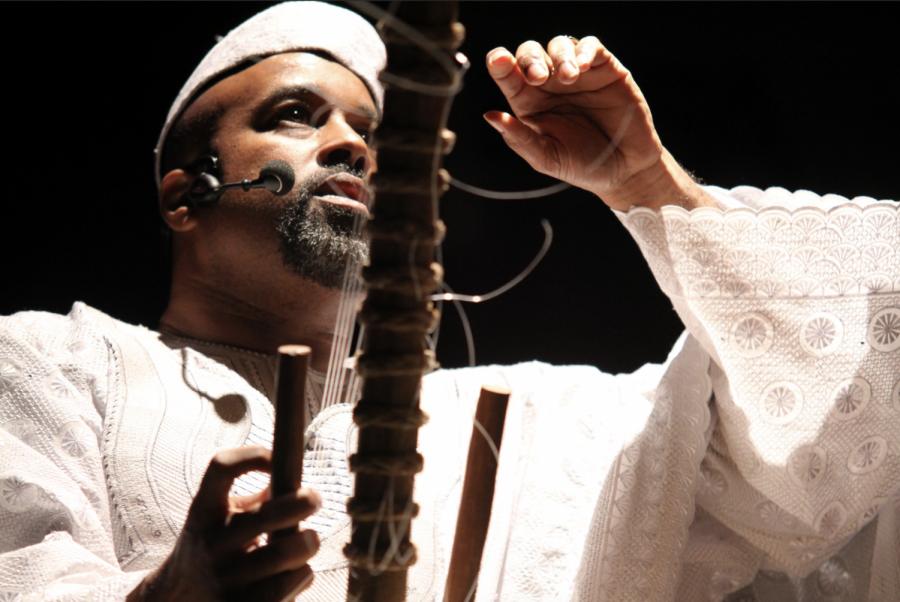 Baba The Storyteller