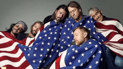 Foo Fighters: America's Favorite Rock Group
