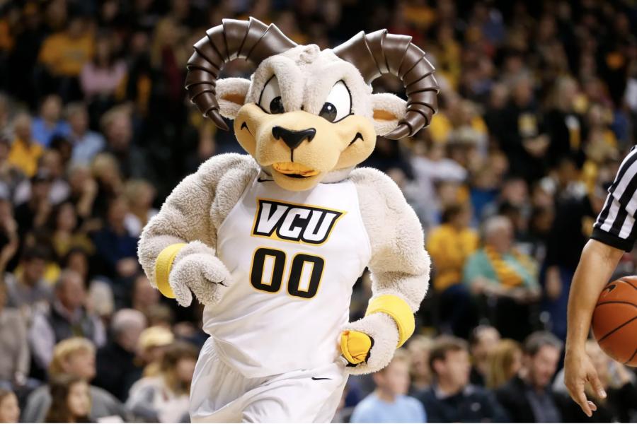 VCU Rams Mascot