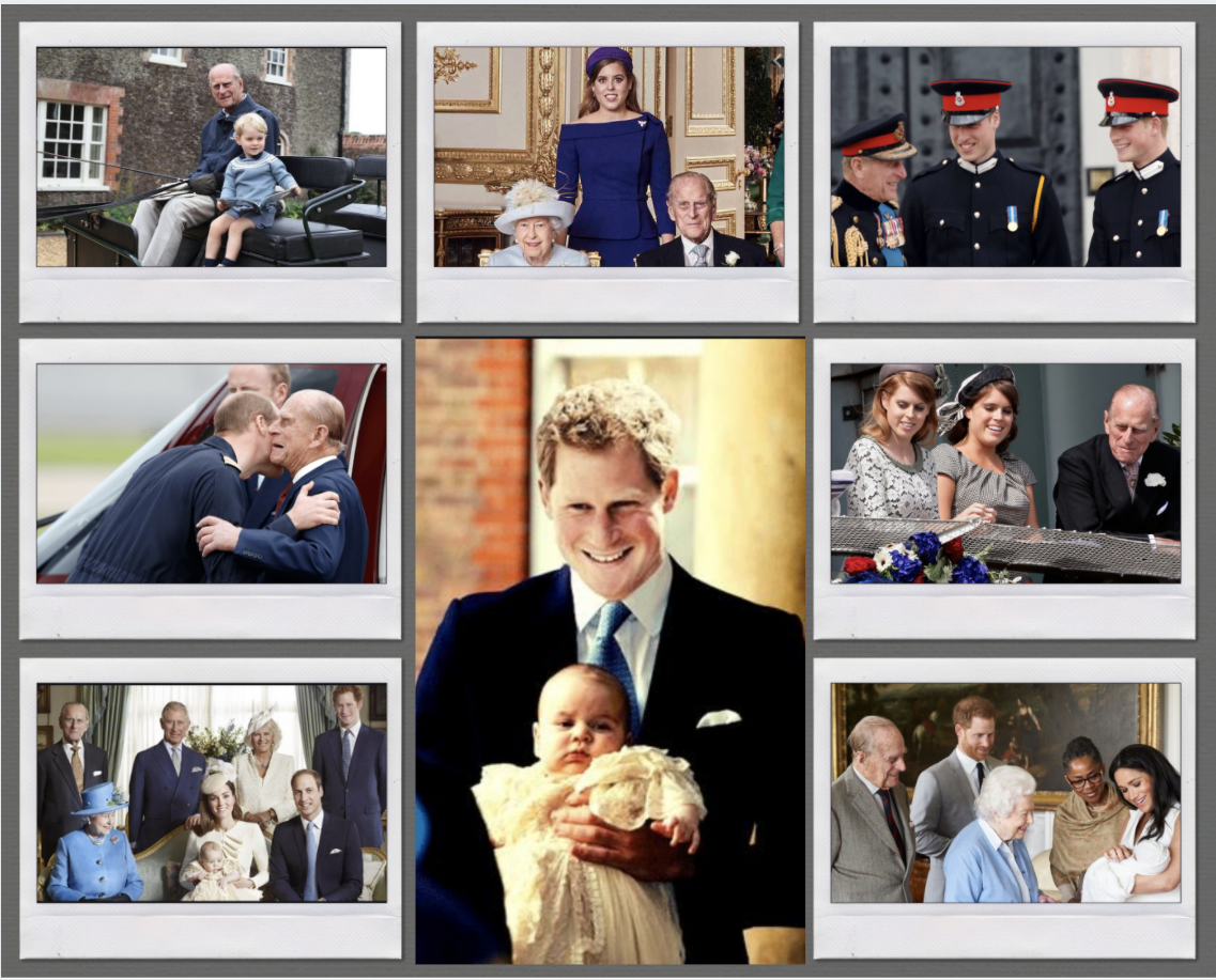 Intimate Portraits of the Royal Family