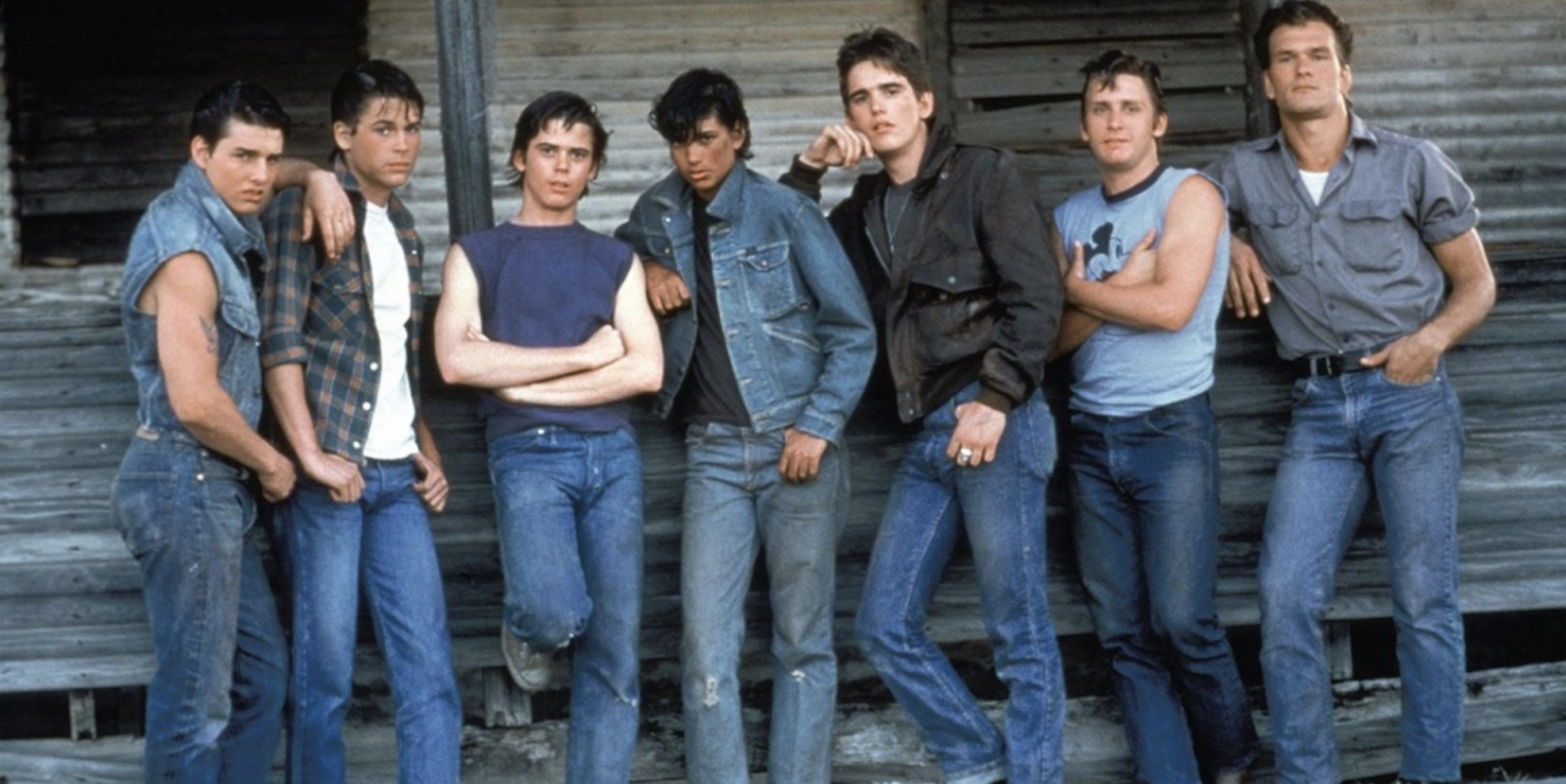 The Cast of The Outsiders